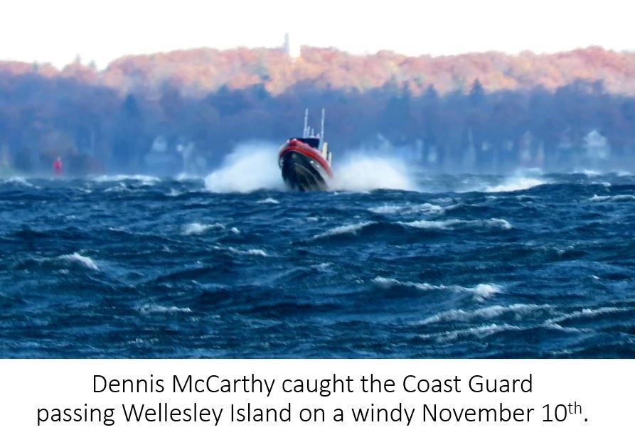 Coast Guard D. McCarthy