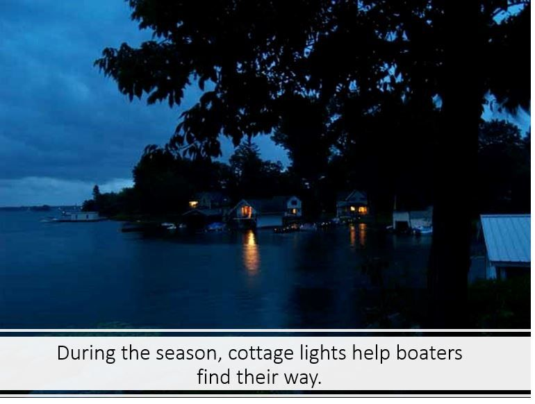 Cottage lights