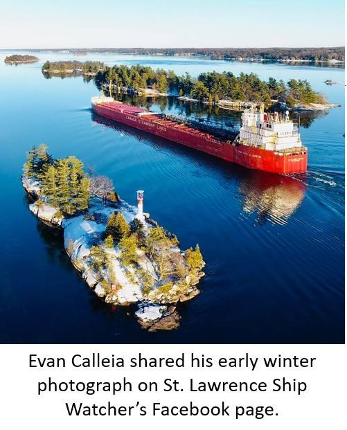 Evan Calleia Ship Watcher