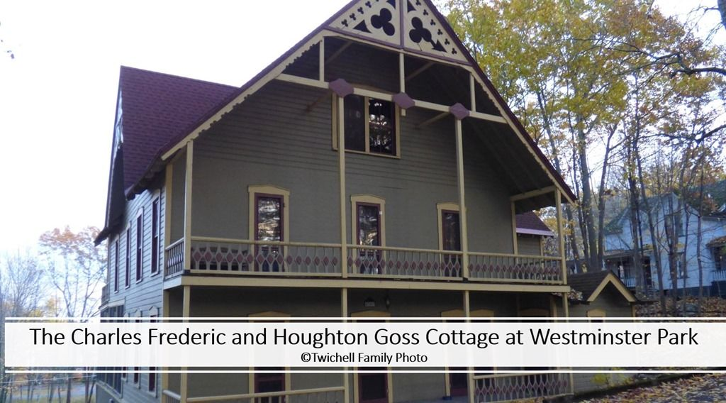 Houghton Goss Cottage 2