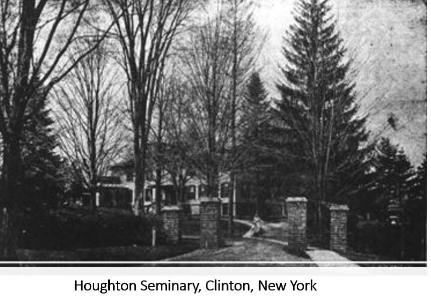 Houghton Seminary photo
