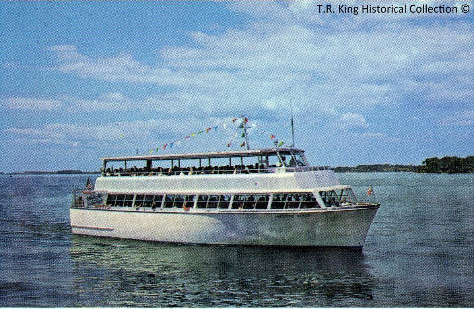 Queen of the Gan Boat Line