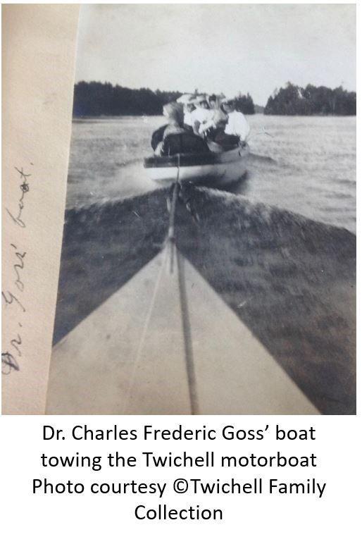 Twichell boat