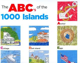 Poster: ABC's of the 1000 Islands