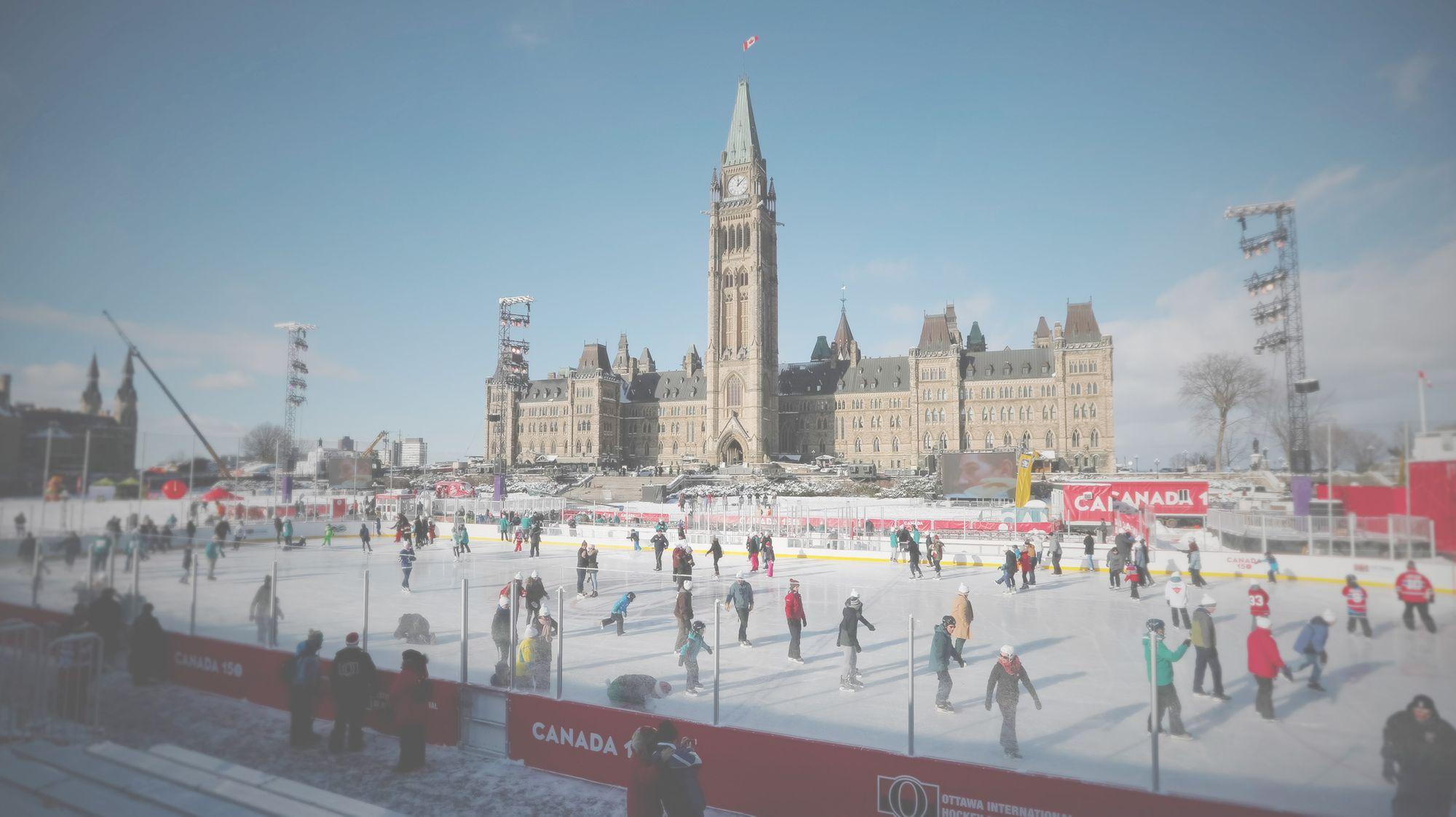 Canada150 Facebook link