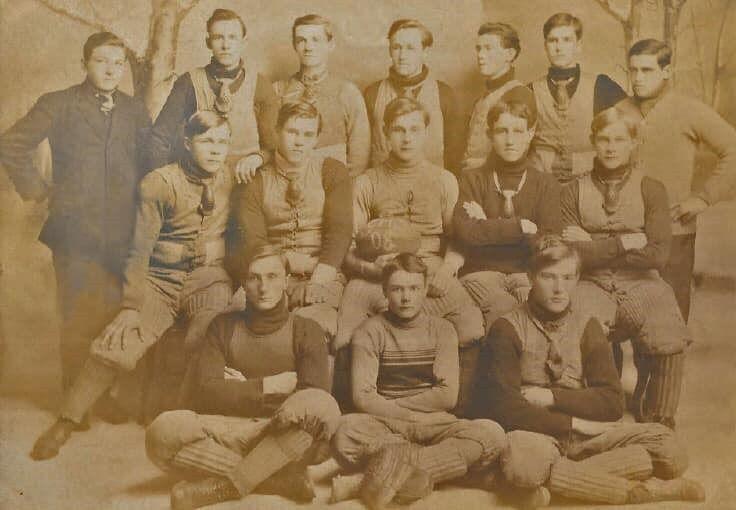 Football 1908