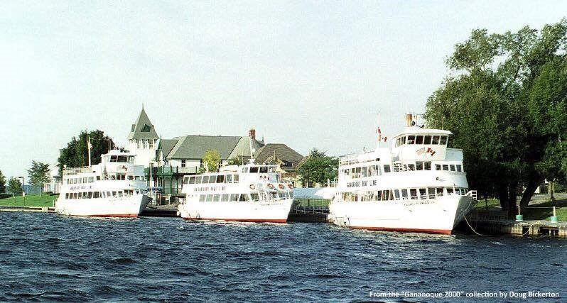 Gananoque Boat Line 2000