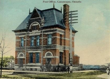Old Gananoque Post office