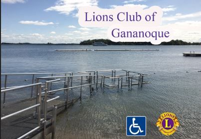Lions club Accessibility Ramp