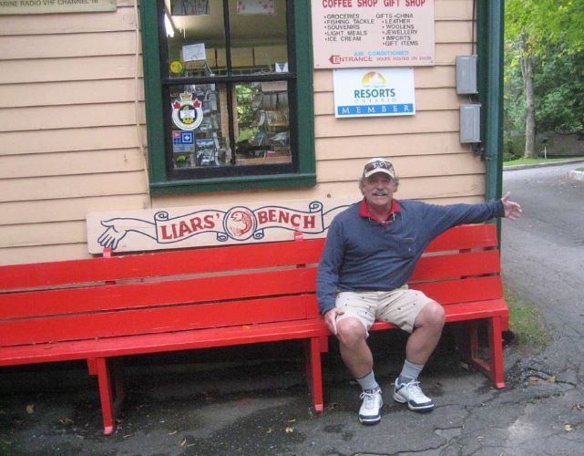Liars' Bench Opinicon